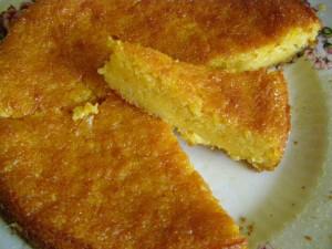рецепт тыквенного пирога