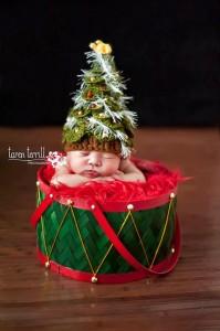 новогодний малыш