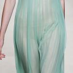 платье мятного цвета4