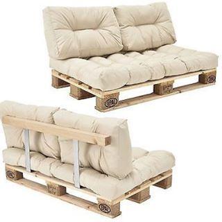 Мебель из  паллет, как сделать  диван и  кровать из паллет.