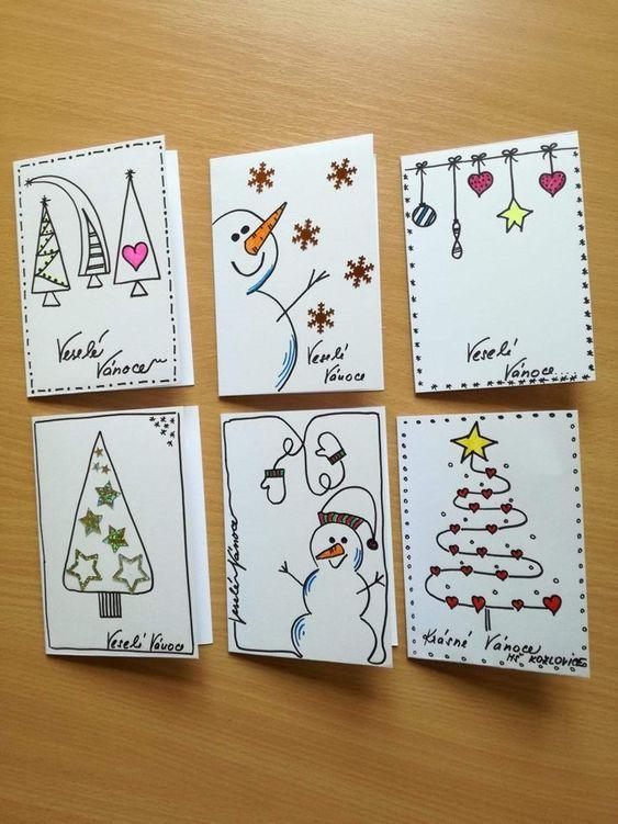 новогодние рисунки открытки фото