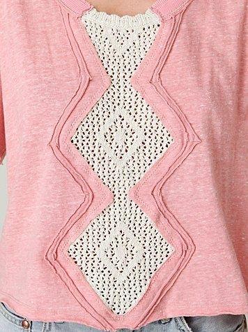 Переделка одежды своими руками из футболки