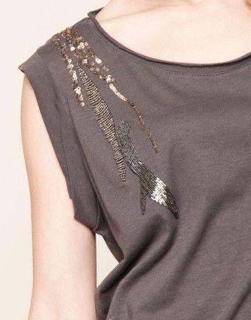 Переделка футболки своими руками